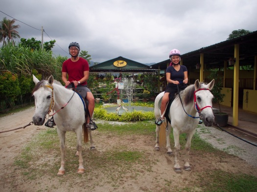 Us horse riding